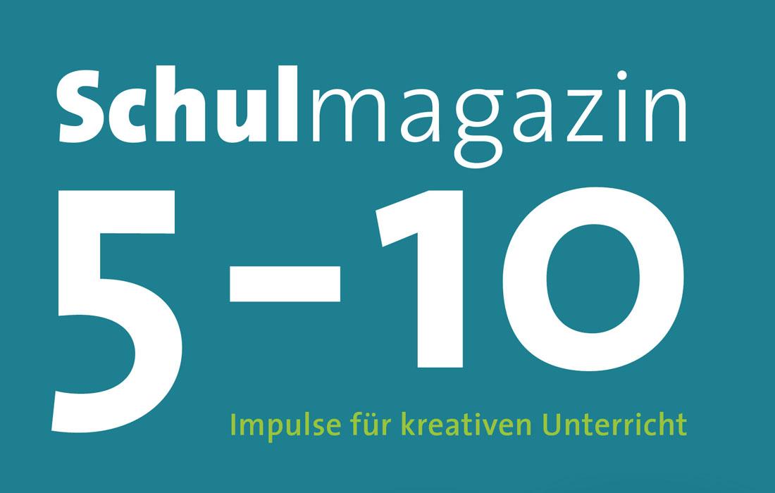 Schulmagazin 5-10, Cover Ausgabe 7/2015