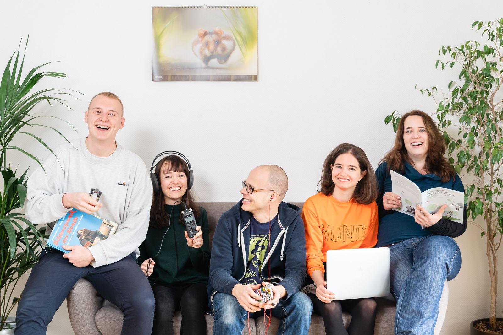 Redaktionsbüro Kauer – Team